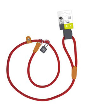 M-Pets Dog Leash Red Small