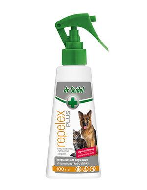 Dr Seidel Repelex Plus Dogs & Cats- Keeps Pets Away 100ml