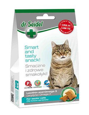 Dr Seidel Cat Healthy Snacks Senior Cats 50g