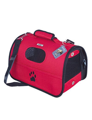 Doogy Red Padded Bag Small
