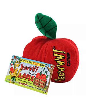 Yeowww Yeowww! Apple Catnip Toy
