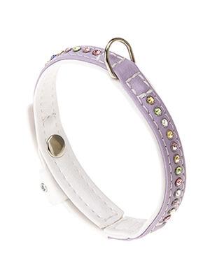 Ferplast Purple Lux Collar Small