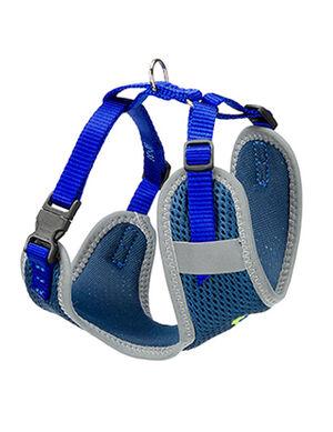 Ferplast Blue Nikita Fashion Harness Medium