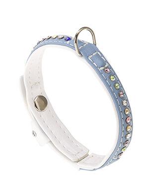 Ferplast Blue Lux Collar Medium