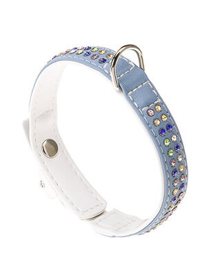 Ferplast Blue Lux Collar Large