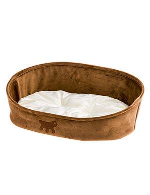 Ferplast Brown Laska Bed Small