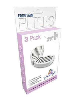 Pioneer Pet Filter for Ceramic Water Bowl