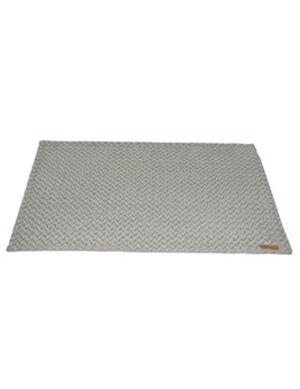 M-Pets Grey Shetland Blanket Medium