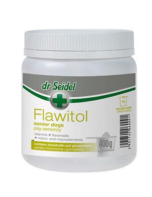 Dr Seidel Flawitol Senior Dog Powder Healthy Skin & Shiny Coat 400g