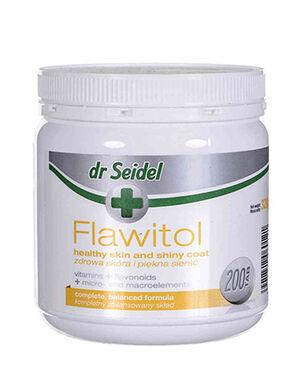 Dr Seidel Flawitol Dog Healthy Skin & Shiny Hair 200 Tablets