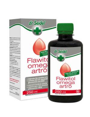 Dr Seidel Flawitol oil Omega Artro W/ MSM for Dog Joints 250ml