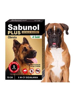 Dr Seidel Anti-tick / Anti-flea Plus Collar Large