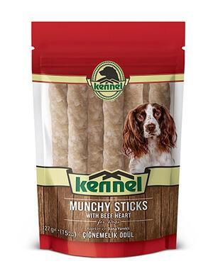 BonaCibo Munchy Dog Sticks With Beef Hearts 127 gm