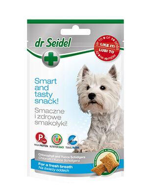 Dr Seidel Dog Healthy Snacks Fresh Breath 90g