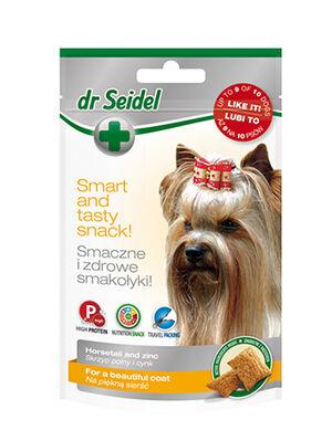 Dr Seidel Dog Healthy Snacks Beautiful Coat 90g