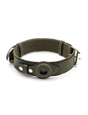 KeepTail Collar Green Medium