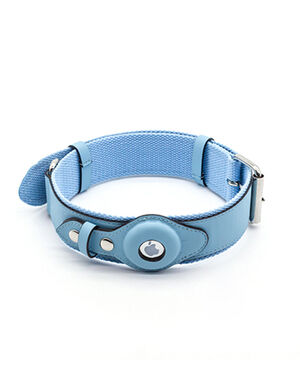 KeepTail Collar Blue Small