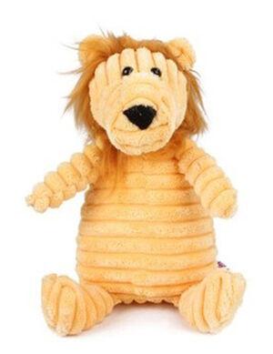 Brown Lion Plush Toy