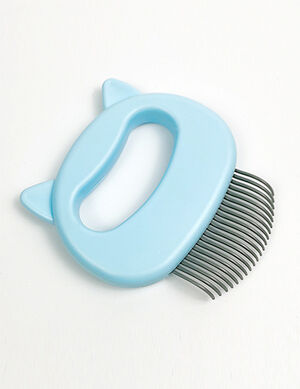 Grooming Comb Blue